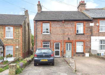 Thumbnail 3 bedroom end terrace house for sale in Hallowell Road, Northwood, Middlesex