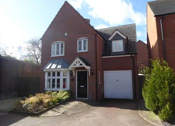 Thumbnail 4 bedroom detached house for sale in Redhill Gardens, Kings Norton, Birmingham