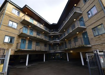 Thumbnail 2 bed flat for sale in Wellington Place, Halifax