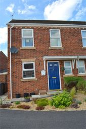Thumbnail 2 bedroom semi-detached house for sale in Esh Wood View, Ushaw Moor, Durham