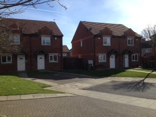 Thumbnail 1 bed semi-detached house to rent in Garston Grove, Hartlepool