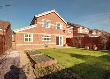 Thumbnail 4 bed detached house for sale in Nornabell Drive, Beverley