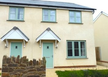 Thumbnail 3 bedroom semi-detached house to rent in 3 Bedroom Semi-Detached House, Loddiswell, Kingsbridge
