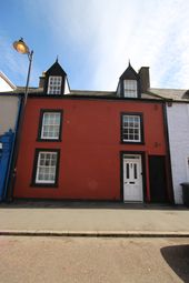 Thumbnail 3 bed end terrace house for sale in Castle Street, Kirkcudbright