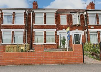Thumbnail 3 bedroom terraced house for sale in Kenilworth Avenue, Hull