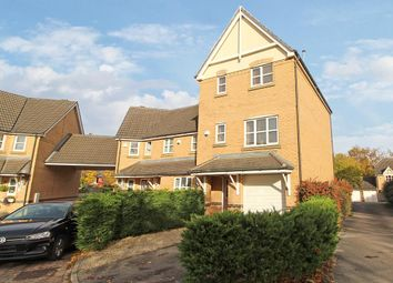 Thumbnail 3 bed property for sale in Rosewood Crescent, Harrogate