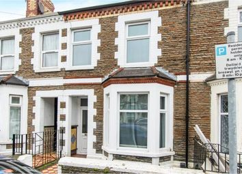 Thumbnail 3 bed terraced house for sale in Angus Street, Cardiff, Caerdydd, .