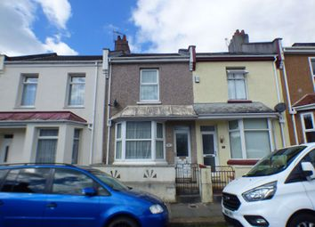 Thumbnail 2 bed property to rent in Renown Street, Plymouth, Devon