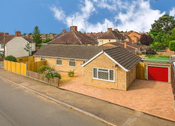 Thumbnail 3 bed detached bungalow for sale in Bath Road, Kettering