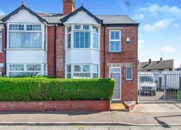 Thumbnail 3 bed semi-detached house for sale in Llanover Street, Barry