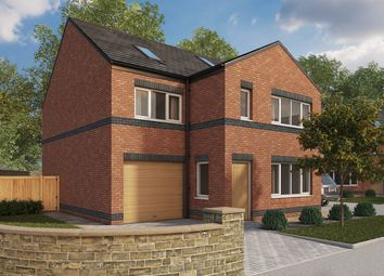 Thumbnail 5 bed detached house for sale in Gillots Hollow, Middleton Road, Royton