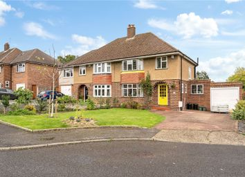 3 bed semi-detached house for sale in Kent Gardens, Ruislip, Middlesex HA4