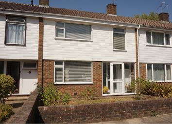 Thumbnail 3 bed terraced house for sale in Cranborne Walk, Crawley