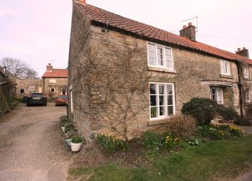 Thumbnail 2 bed cottage to rent in Main Street, Gillamoor, York