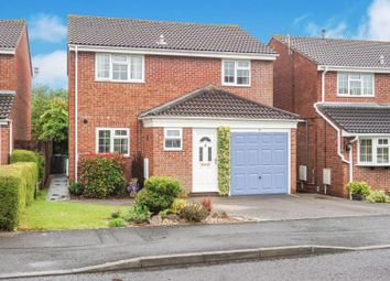 Thumbnail 4 bed detached house for sale in Cornwall Crescent, Yate
