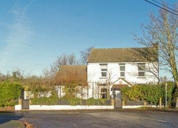 Thumbnail 4 bed detached house for sale in Coldharbour Lane, Bobbing, Sittingbourne