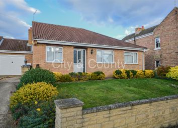 Thumbnail 3 bed semi-detached bungalow for sale in Middle Street, Farcet, Peterborough