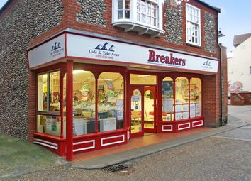Thumbnail Restaurant/cafe for sale in Garden Street, Cromer