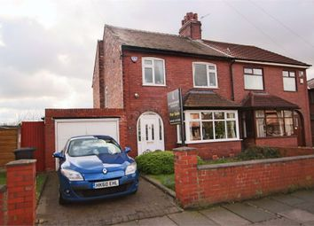 Thumbnail 3 bed semi-detached house for sale in Breaston Avenue, Leigh, Lancashire