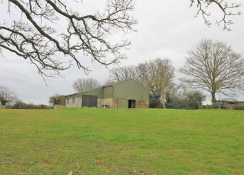 Thumbnail Land for sale in Messens Farm, Potmans Lane, Bexhill On Sea, East Sussex
