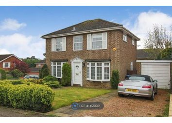 Thumbnail 4 bed detached house to rent in Morton Road, East Grinstead