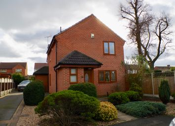 Thumbnail 3 bedroom detached house to rent in Hawthornes Avenue, South Normanton