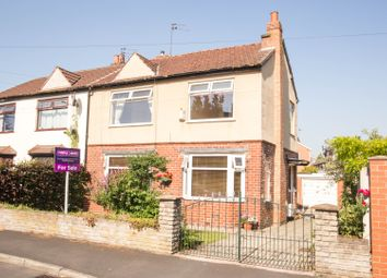 Thumbnail 3 bedroom semi-detached house for sale in Harcourt Avenue, Urmston