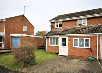 Thumbnail 3 bed semi-detached house for sale in Ridge Nether Moor, Swindon