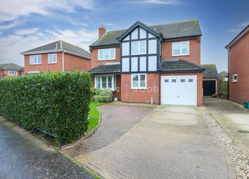 Thumbnail 4 bed detached house for sale in Beaumont Close, Colchester