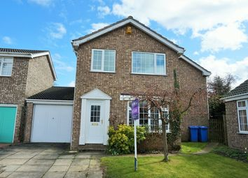 Thumbnail 4 bedroom detached house for sale in Ox Close, York