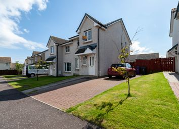 Thumbnail 3 bed semi-detached house to rent in Provost Milne Gardens, Arbroath, Angus