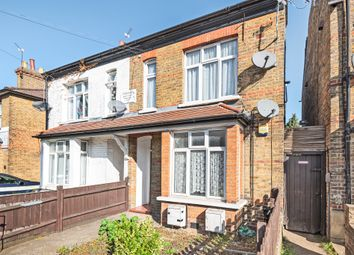 Thumbnail 3 bedroom semi-detached house for sale in Cowley Mill Road, Middlesex UB8, Uxbridge