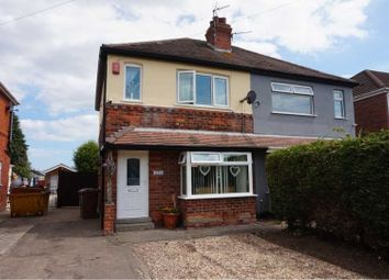 Thumbnail 3 bed semi-detached house for sale in Louth Road, Scartho