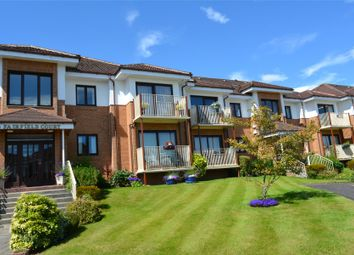 Thumbnail 2 bed flat for sale in Fairfield Court, Clarkston, Glasgow