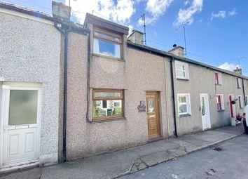 Thumbnail 2 bed terraced house for sale in Efailnewydd, Pwllheli