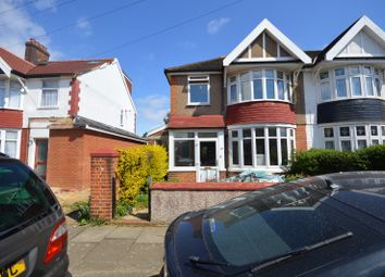 Thumbnail 3 bedroom end terrace house to rent in Malvern Drive, Ilford