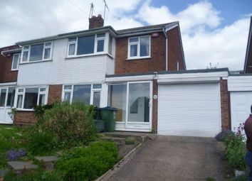 Thumbnail 3 bedroom semi-detached house for sale in Hawkins Street, West Bromwich