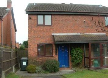 Thumbnail 2 bed property to rent in Haymoor, Lichfield