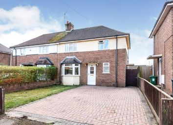 3 bed semi-detached house for sale in South Ham, Basingstoke, Hampshire RG22