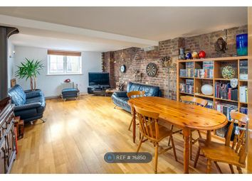 Thumbnail 2 bed flat to rent in Globe Wharf, London