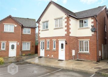 3 bed semi-detached house for sale in Mode Hill Lane, Whitefield, Manchester, Greater Manchester M45