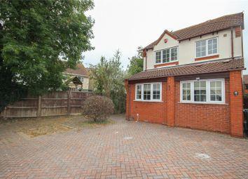 Thumbnail 3 bed detached house for sale in Mallard Close, Bradley Stoke, Bristol