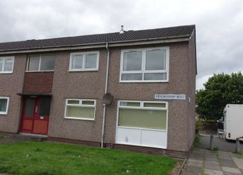 Thumbnail 1 bed flat to rent in Friendship Way, Renfrew