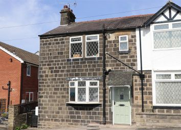 Thumbnail 2 bed terraced house for sale in Yeadon Row, Horsforth, Leeds