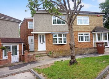 Thumbnail 3 bed semi-detached house for sale in Ingle Road, Chatham