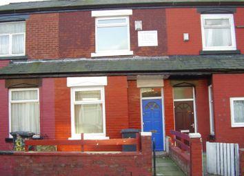 Thumbnail 2 bedroom terraced house to rent in Tavistock Industrial Estate, Railway Street, Manchester