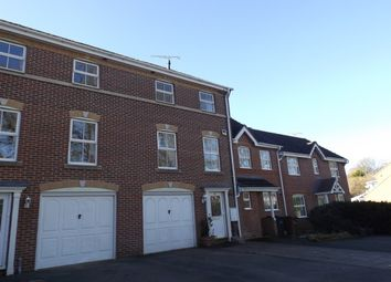 Thumbnail 4 bed town house to rent in Tristram Close, Chandler's Ford, Eastleigh