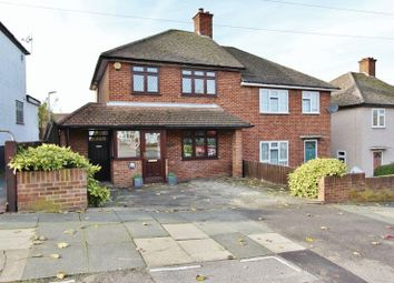Thumbnail 3 bed semi-detached house for sale in Clockhouse Lane, Romford
