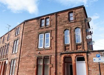 Thumbnail 1 bed flat for sale in Rae Street, Dumfries