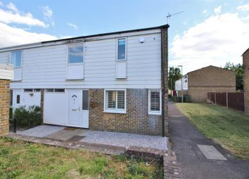 Thumbnail 4 bed end terrace house for sale in Cairngorm Close, Basingstoke